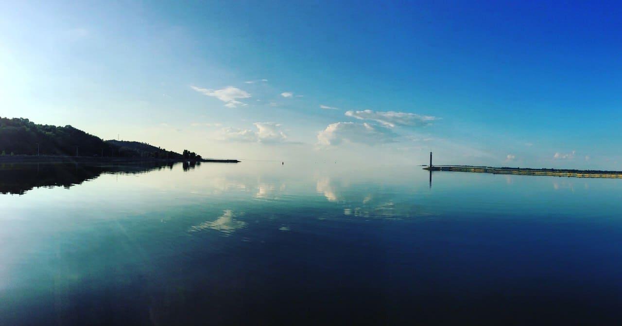 Прогулка к Киевскому морю