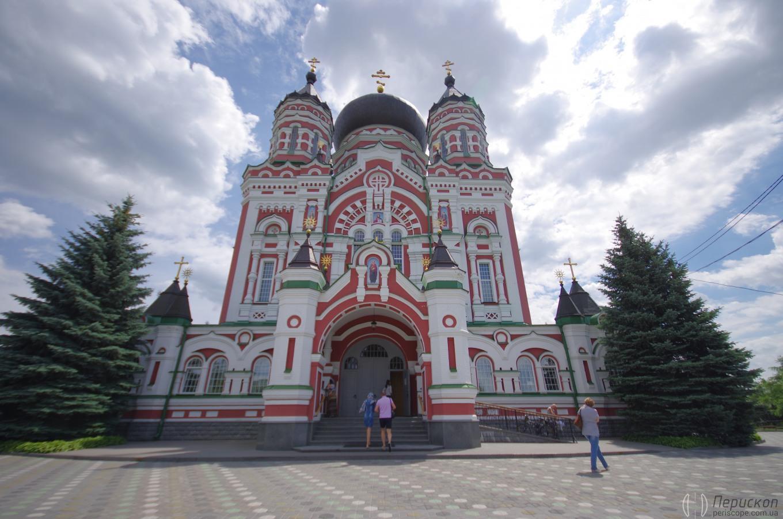 Свято-Пантелеймоновский собор