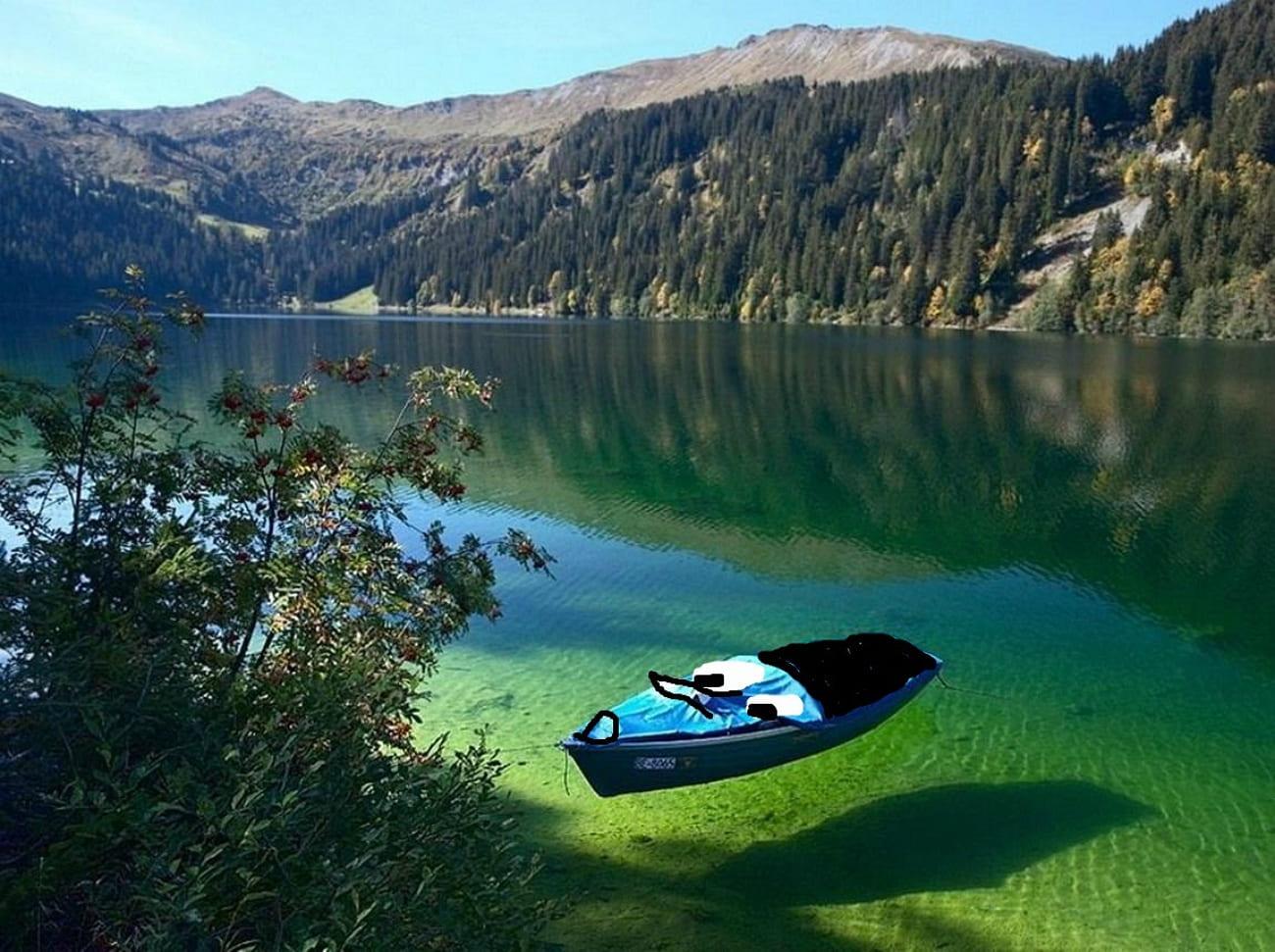 Озера Кенизге
