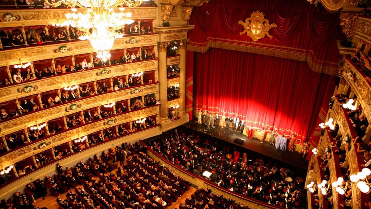 10 самых лучших и известных театров Киева