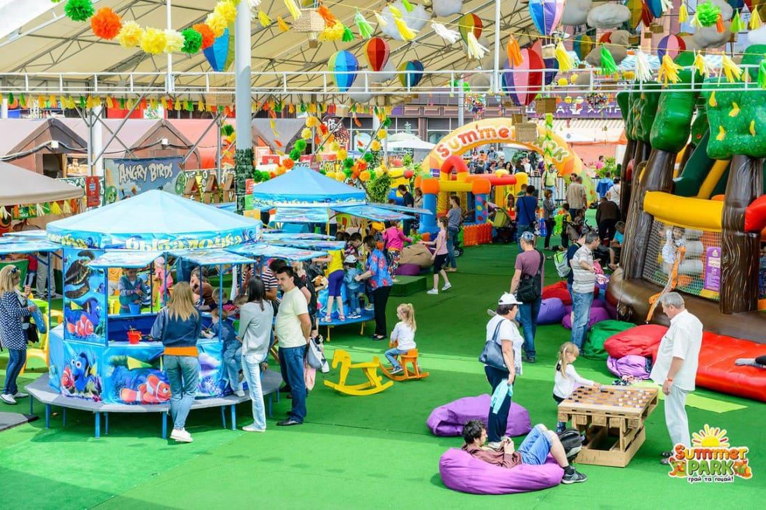 Куда сходить с ребенком в Киеве на выходных