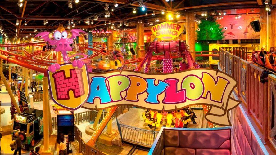 Парк развлечений Happylon