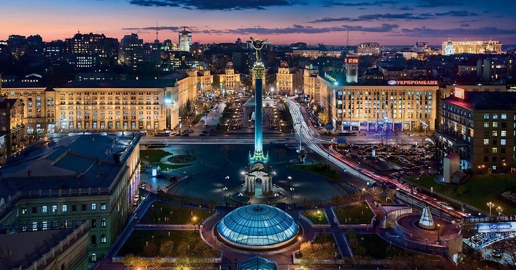 Киев — умный город