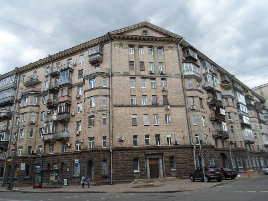 Улица Михаила Грушевского