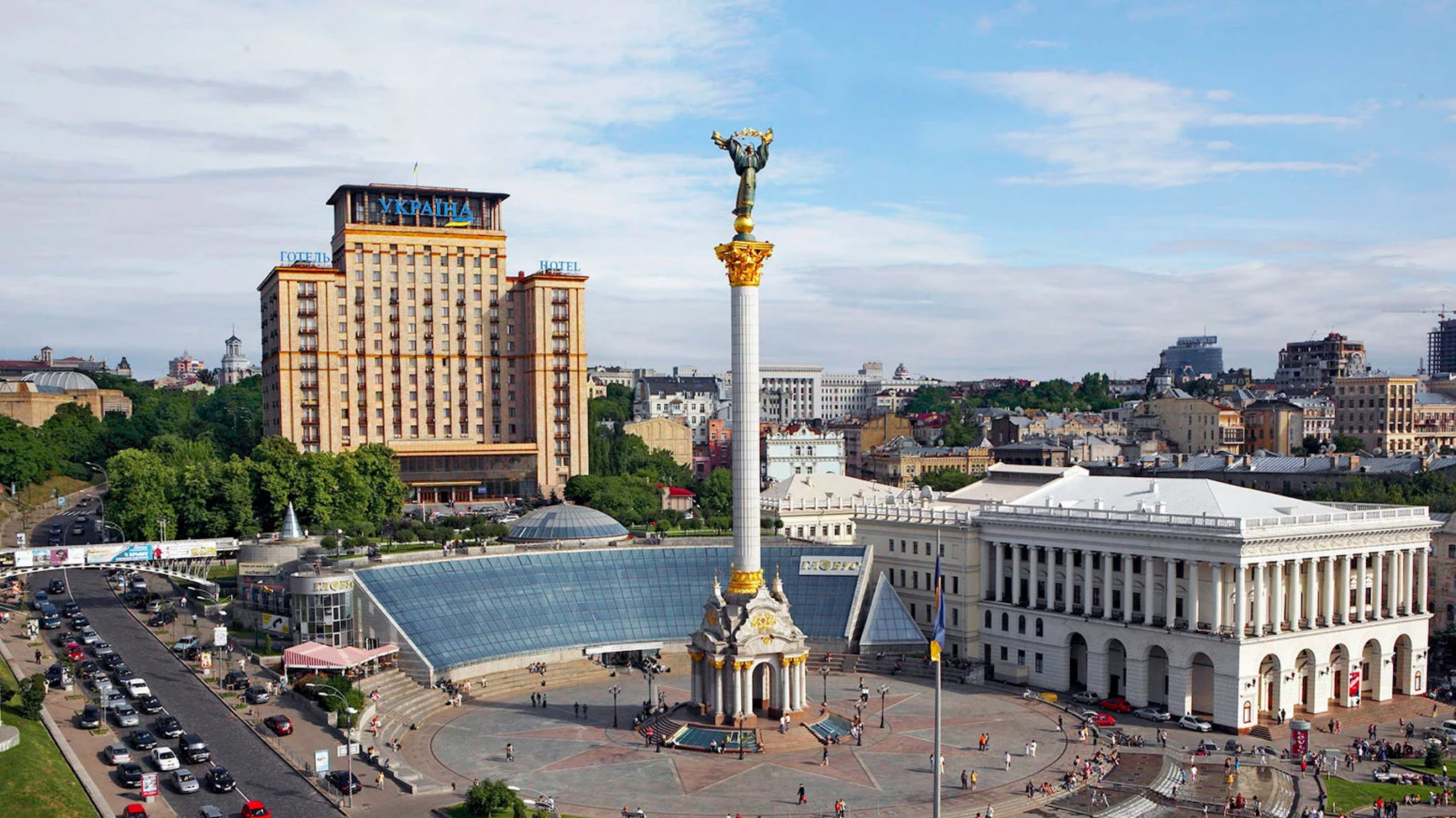 5 лучших улиц для пеших прогулок в Киеве
