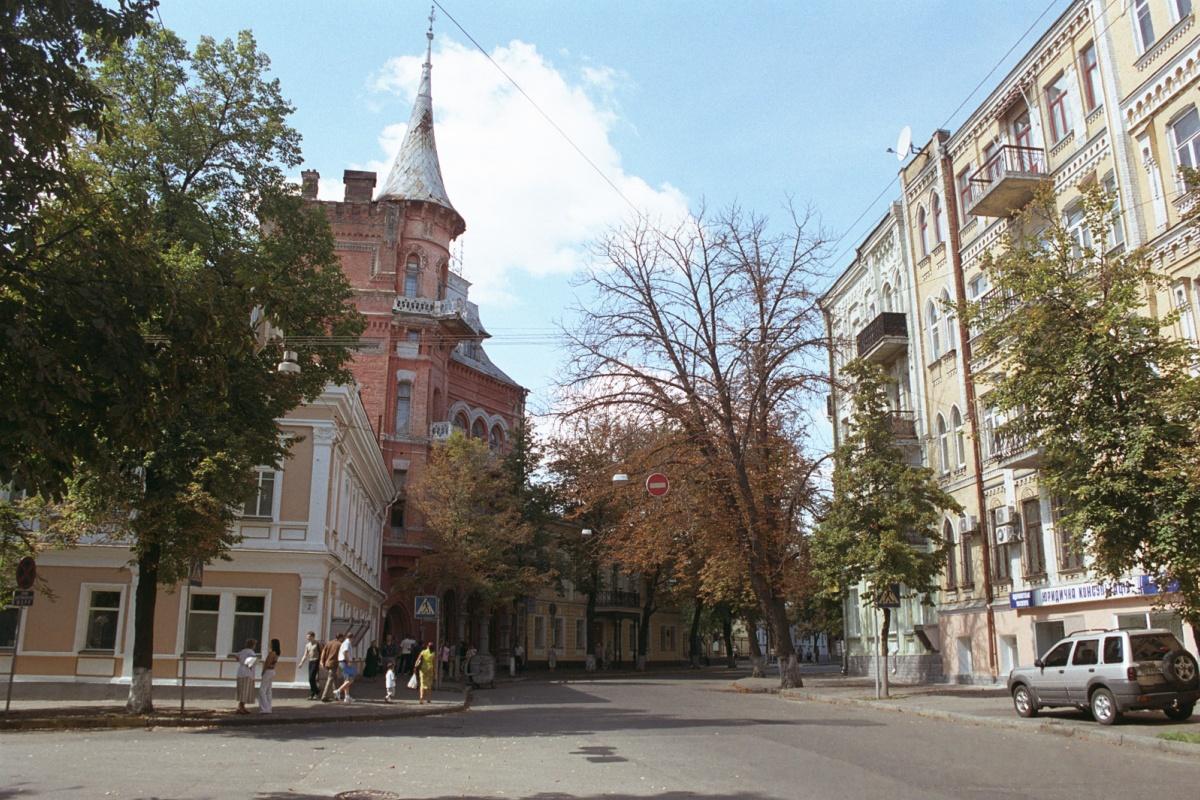 Улица Ярославов вал